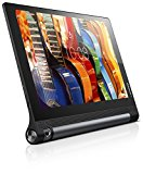 Lenovo YOGA Tablet 3-10 25, 65 cm (10, 1 Zoll HD IPS) Convertible Media Tablet (QC APQ8009 Quad-Core Prozessor,  1, 3GHz,  2GB RAM,  16GB eMMC,  8MP Kamera,  Touch,  Dolby Atmos Sound,  Android 5.1) schwarz