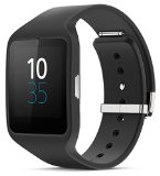 Sony SmartWatch 3 SWR50 (1, 6 Zoll LCD-Display,  1, 2-GHz-Quad-Core-Prozessor,  Android Wear) weiß